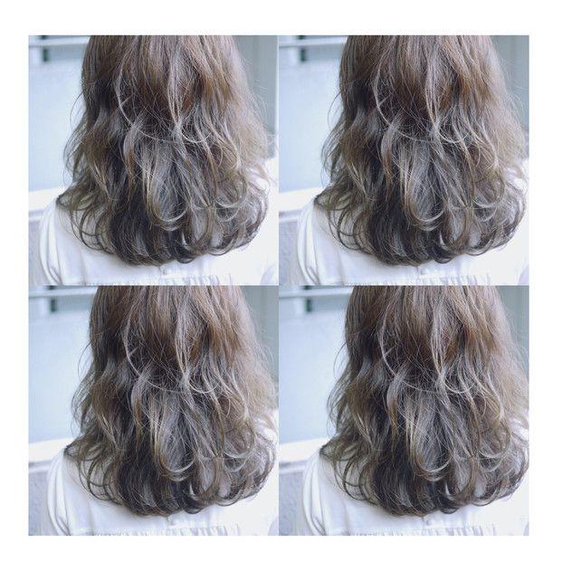 ブリーチなしで出来るグレージュカラー Rodge ロッジ Https Www Beauty Navi Com Style Detail 57857 Pint ヘアカラー Haircolor ブリーチなし 髪型 髪形 ヘア