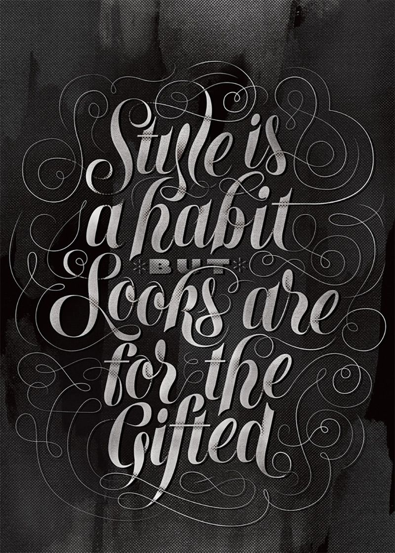Inspiration Typostrate Lettering Typography Quotes Typography