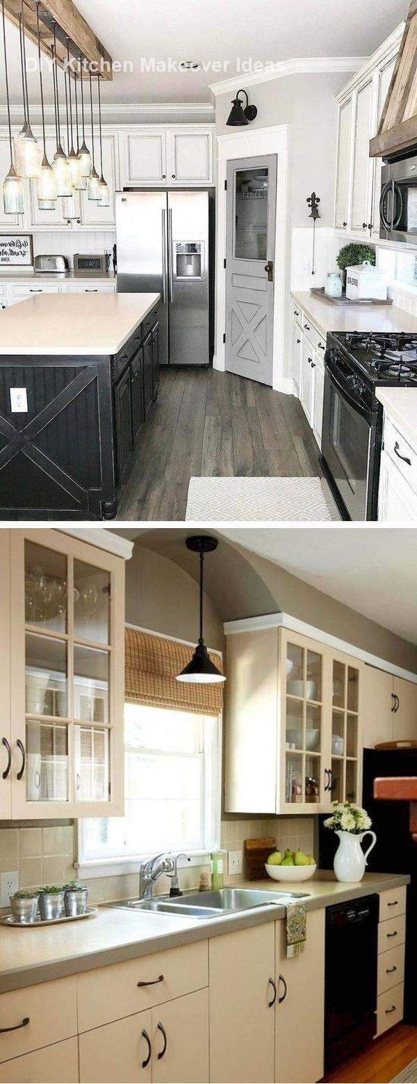 16 awesome ideas for kitchen makeovers 1 diy countertop on awesome modern kitchen design ideas recommendations for you id=52669