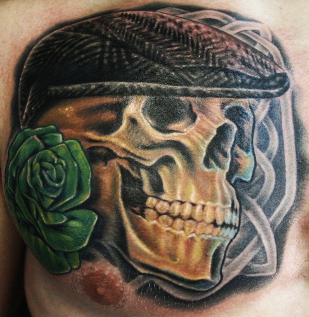 irish skull from joshuahibbard st patty 39 s day celtic