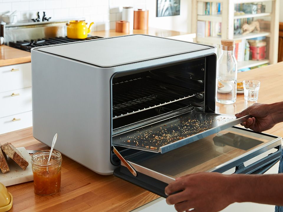 The June Intelligent Oven Is A Powerful And Easy To Use Computer Based Oven That Makes Everyone A Better Cook Oven Table Top Oven Fun Cooking