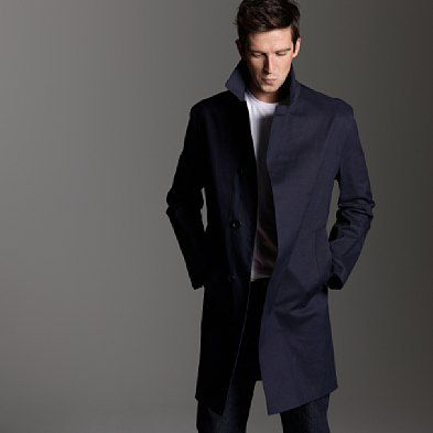 nay trench coat | The Well-Dressed Man | Pinterest | Men's fashion ...
