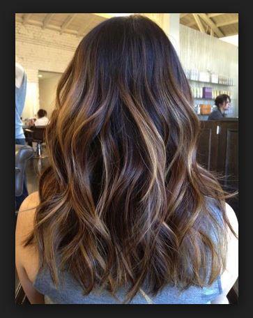 Balyajlı Saç Modelleri Hair Makeup Saç Saç Renkleri Ve