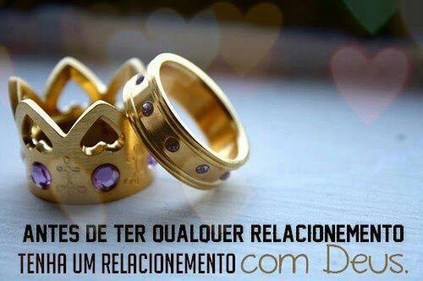 Tenha um relacionamento com Deus...