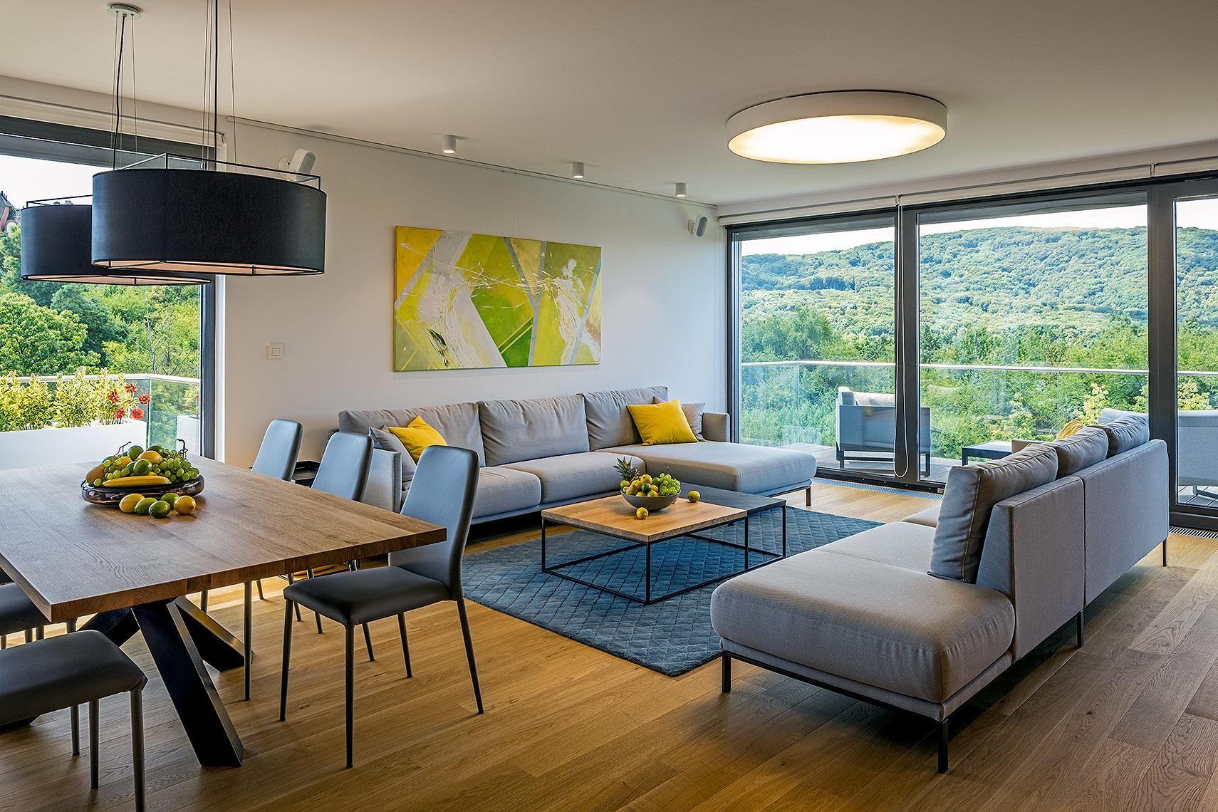 Veľkometrážny byt, Villa Vista, Bratislava | RULES architekti