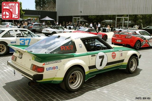 4915 Mazda RX 7 IMSA GTU Rx7 Japanese Cars Car Photos