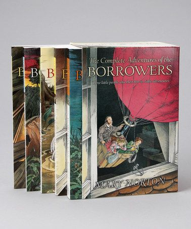 Take A Look At This The Complete Adventures Of The Borrowers