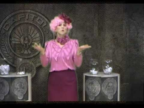 This is how it's done! Awesome Hunger Games contest at Bristol Eastern High School via media center (librarians rock!).