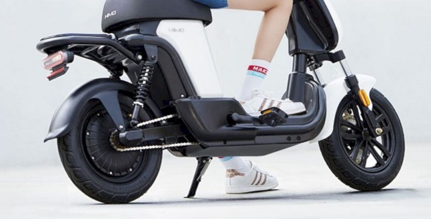 Xiaomi Mi Himo T1 An Electric Bike With Up To 120 Km Electric