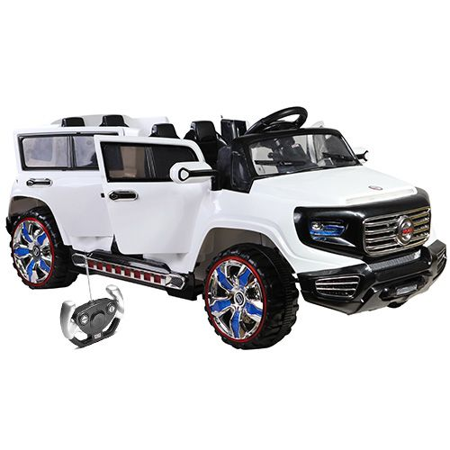large 12v 4 door kids electric suv with remote control 29995