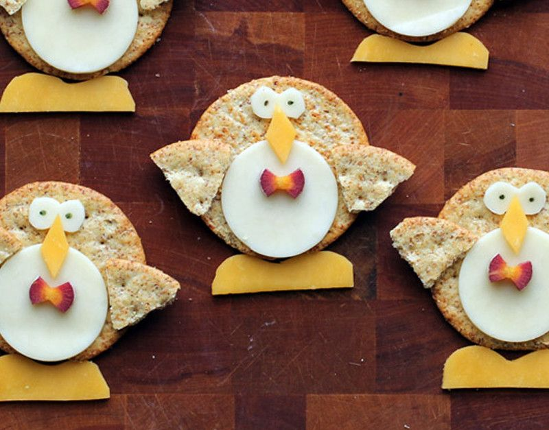45863fb91fd Toy Story Food Art  Wheezy Cheese and Crackers