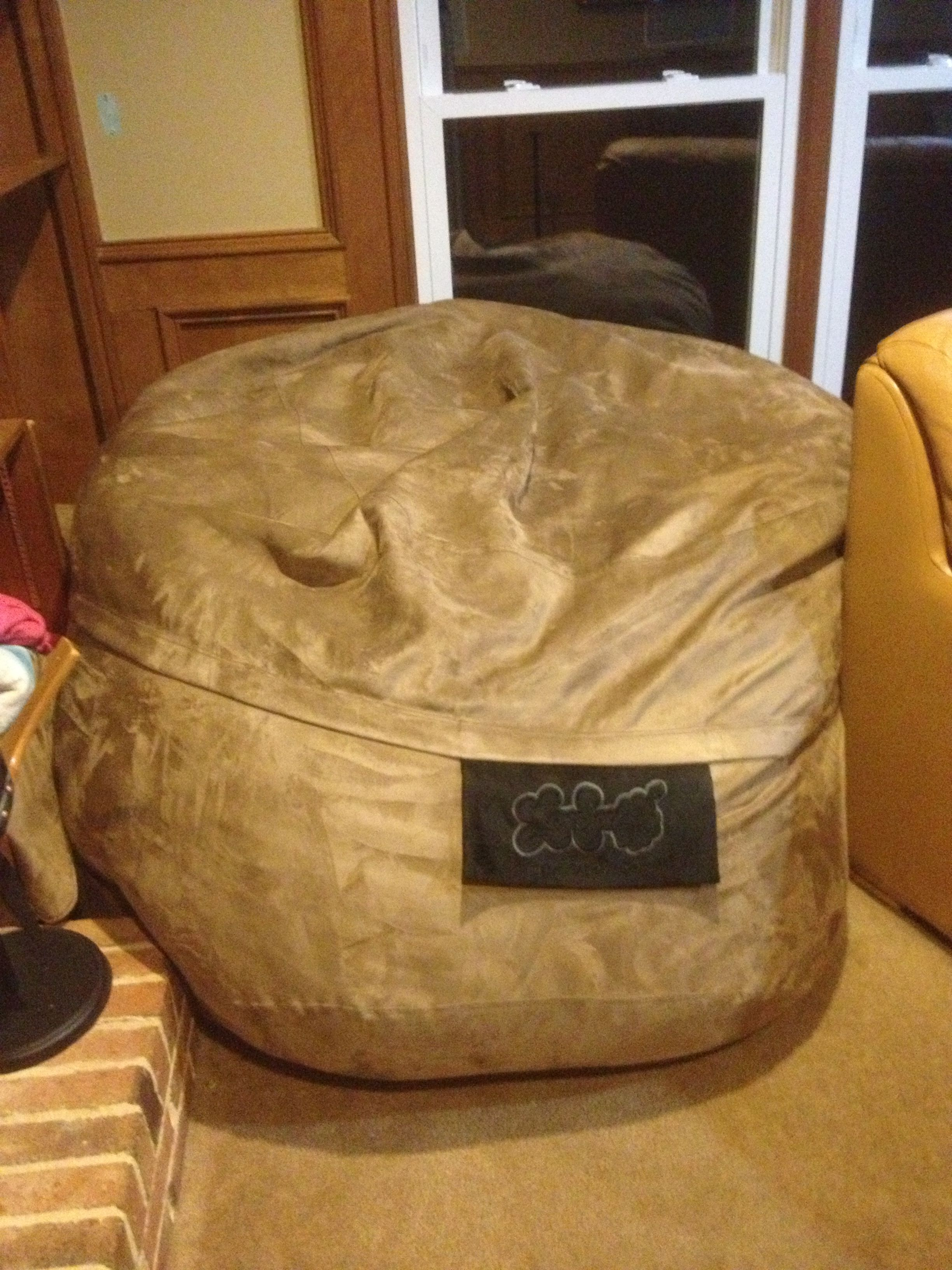 Brown Suede Leather Tonolovesac Large Design A House