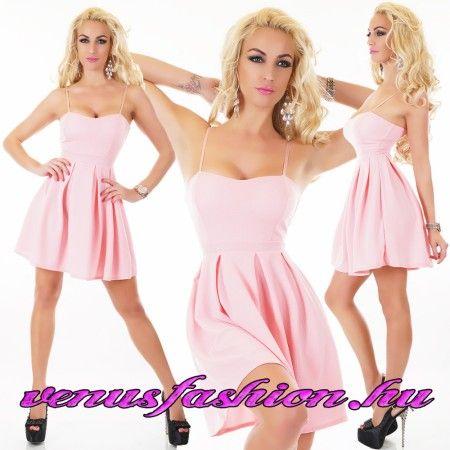 f4ca1c581 Elegáns pink női ruha party ruha koktélruha | Női ruha | Női ruhák ...