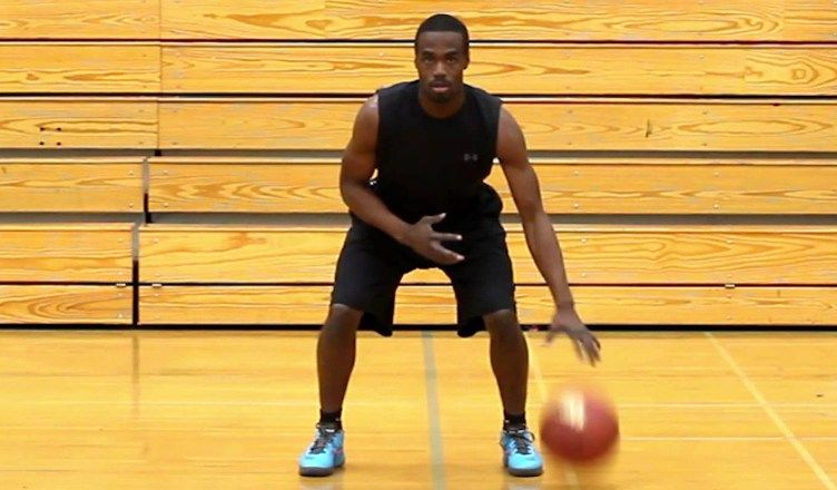 Dribble drills without ball? It really possible! Check it