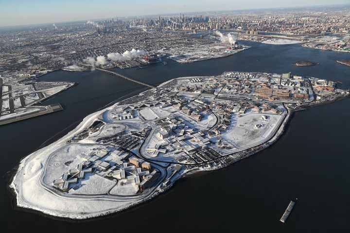 New York City Bills Would Set The Stage To Replace Rikers Island