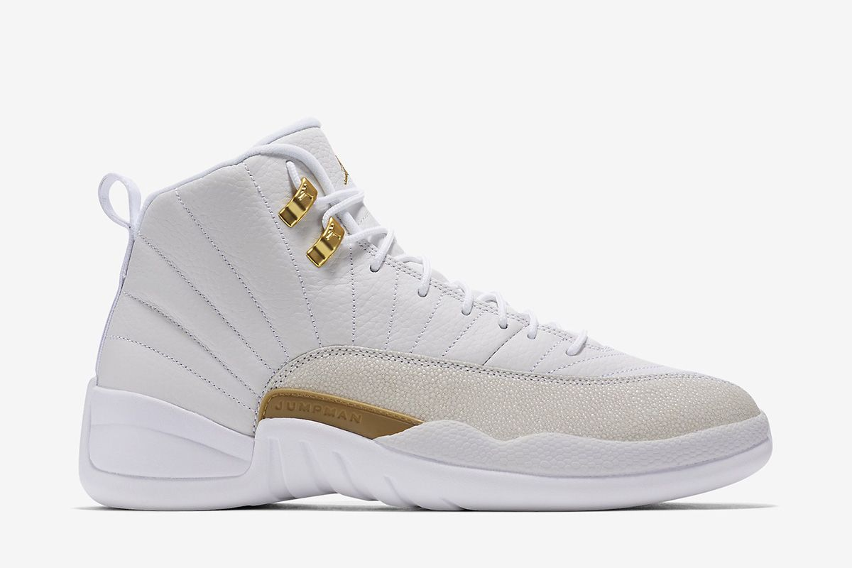 autumn shoes new styles best sneakers Air Jordan 12 Retro OVO