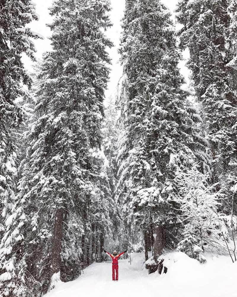 Skiurlaub Schweiz – Winter Wonderland im Laaxer Freestyle Paradies Nur 5 ½ Stunden?! Ich gucke erstaunt auf die Anzeige von Google Maps. Ich vergesse immer, dass es von Wiesbaden aus gar nicht weit bis in die Berge