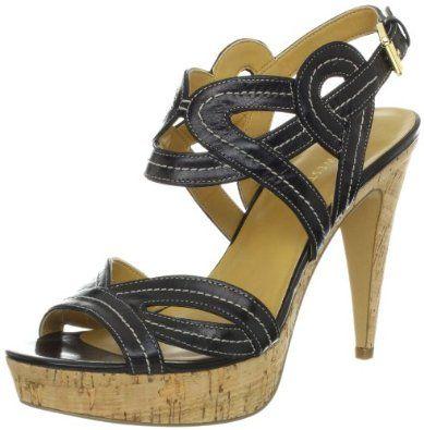 Nine West Women's Talltales Platform Sandal:Price: $89.00