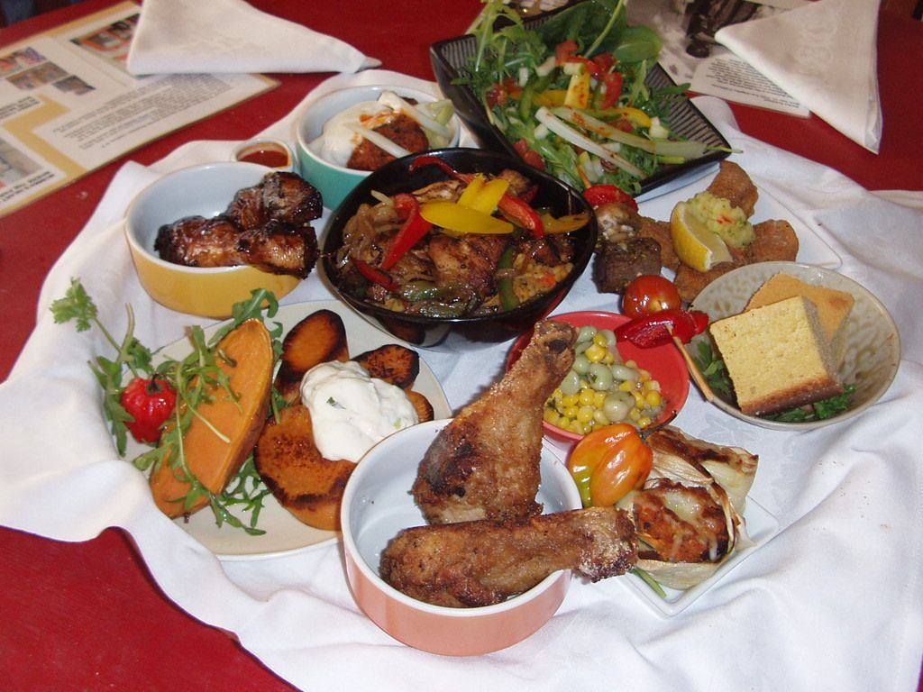 Soul food recipes nothing but soul for African american cuisine soul food