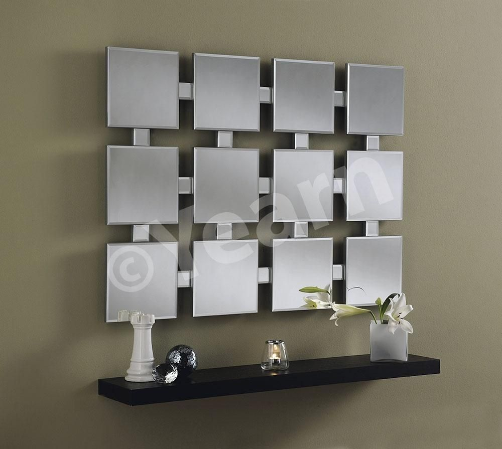 Large Multi Faceted Wall Mirror Httpdrrw Pinterest