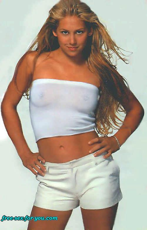 see through kournikova Anna