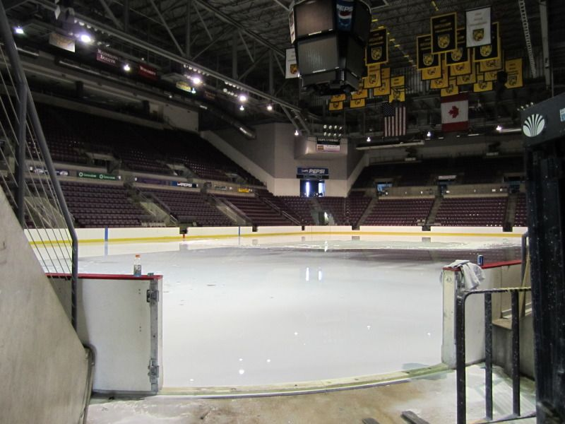 Goodbye Ice We Ll See You Again For Broadmoor Open College Hockey Colorado College Hockey