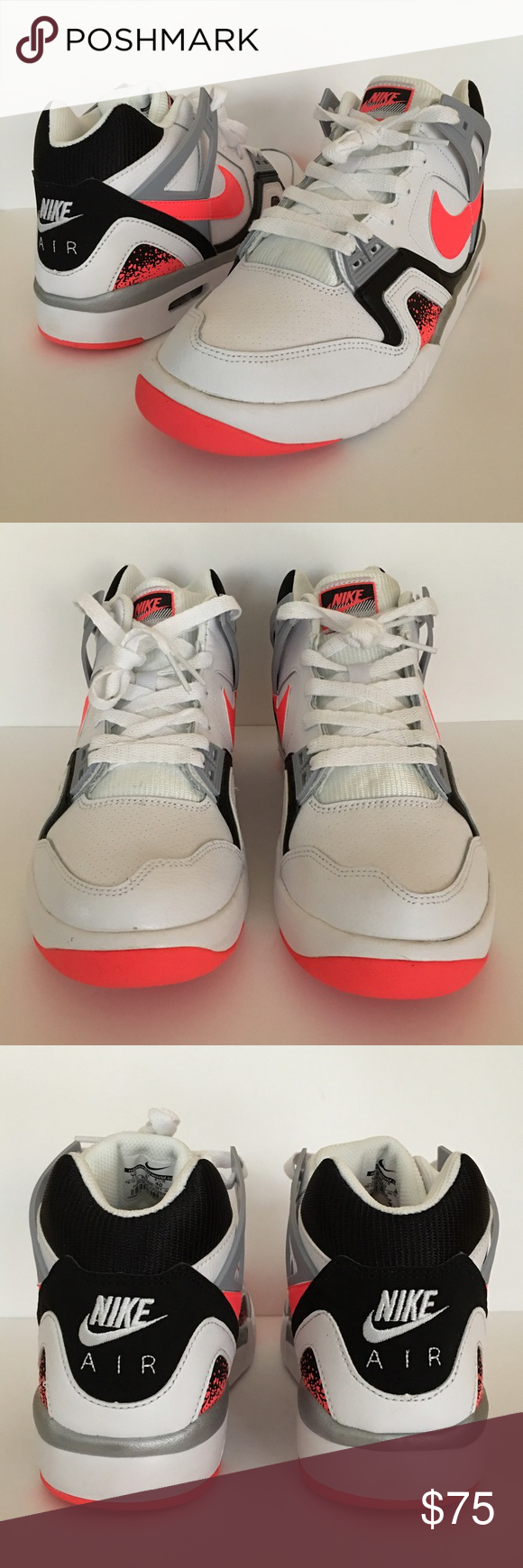 Nike Air Tech Challenge Kids size 7y (women's 8.5) Brand