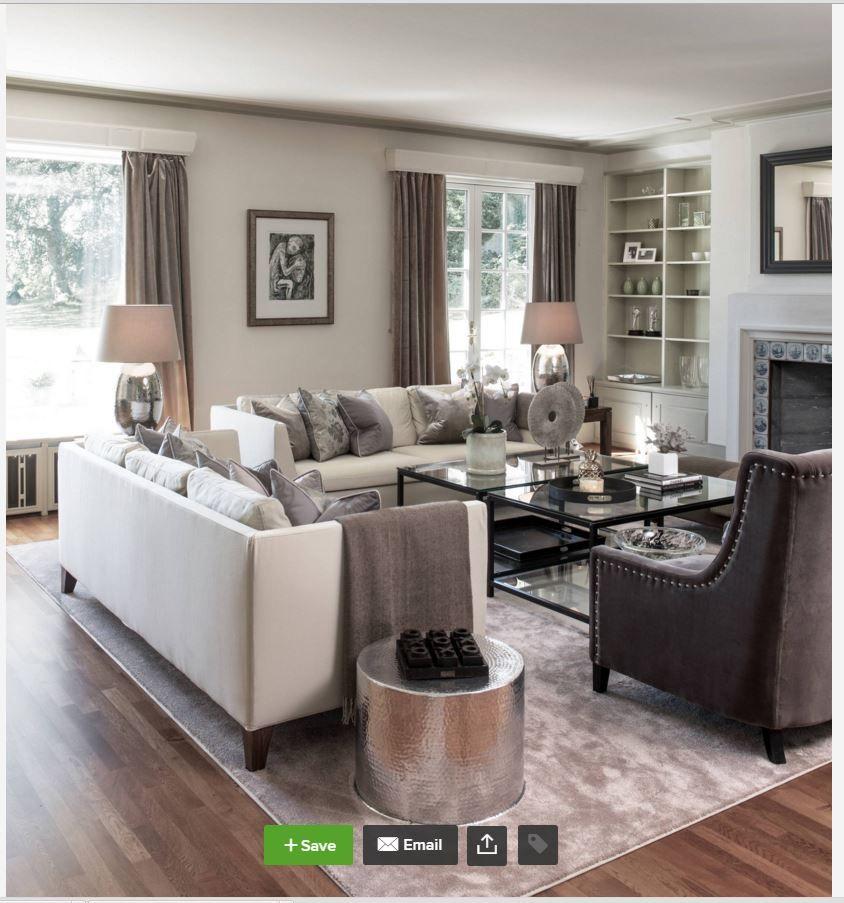 Http://www.houzz.com/photos/47145334/Sandefjord  · Home Living RoomSilver  ...