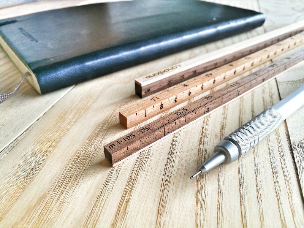 Designer Scaled Ruler Set