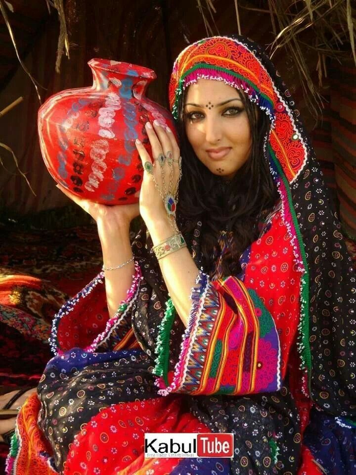 Afghanistan Costumes Around The World Traditional Dresses Beauty Around The World