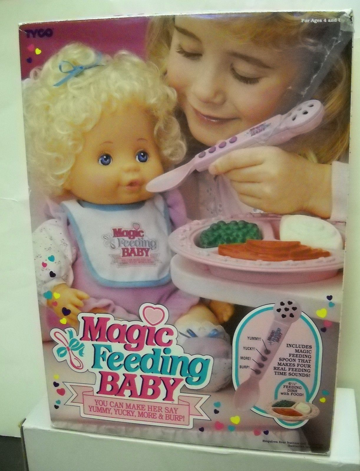 """Tyco """"Magic"""" Baby Dolls - 1990s (With images) 