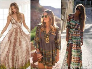 Dress Like Hippies With Bohemian Clothing The Hippie Movement In 1960s America Is Originally A Reaction Against Conformity And Consumerism
