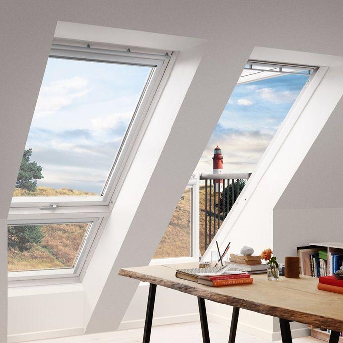 la fenêtre de balcon type velux en 5 questions  fenêtre