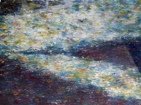 Alex Echo 'Shadow and Reflections'  Original  £3500