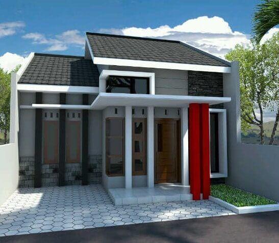 Desain Teras Rumah Minimalis Satu Lantai Rumah Minimalis Rumah Desain Rumah