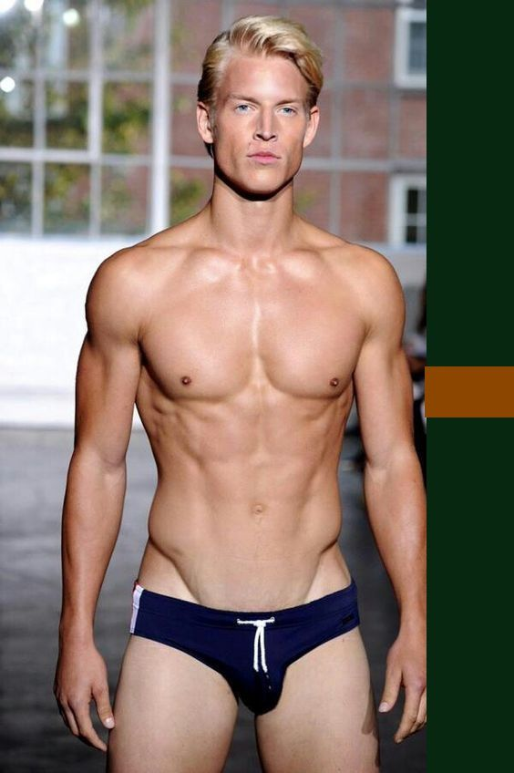 The Stunning Youthful Guy Has A Super Sexy Body