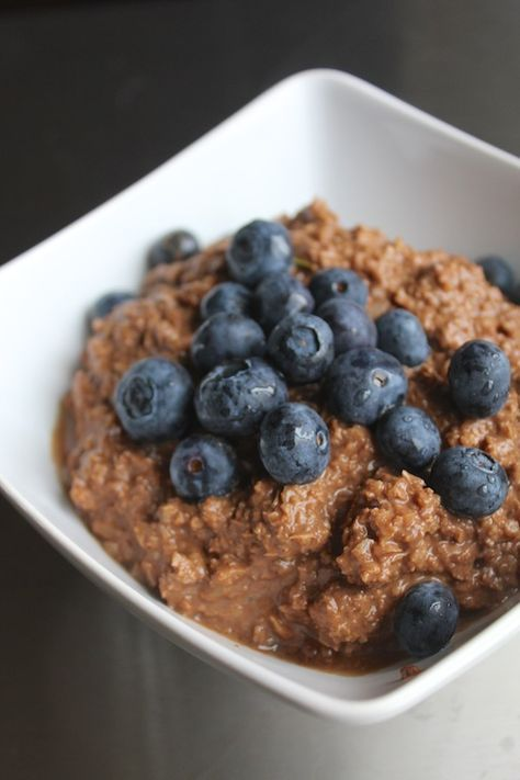 This post includes a unique recipe for Chocolate Cauliflower Oatmeal that is both grain- and gluten-free.