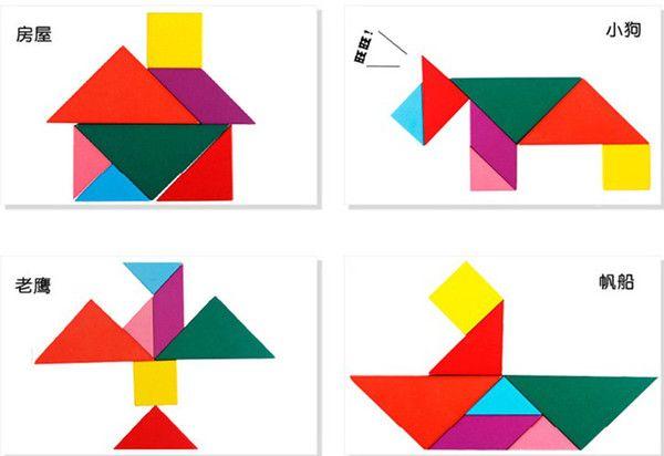großhandel kinder puzzle tangram puzzle tangram