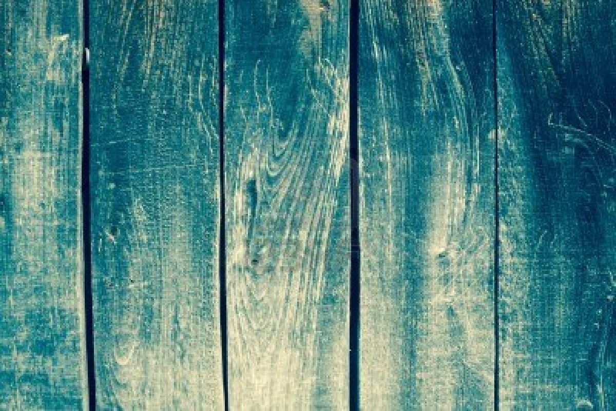 The Texture Of Teal And Turquoise: Turquoise Wood Texture Or Background Royalty Free Stock