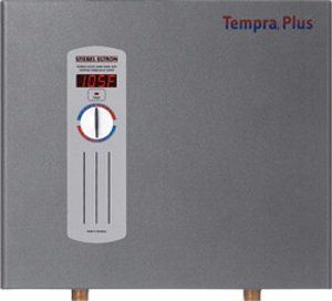 Stiebel Eltron Tempra 12 Plus Tempra Tankless Whole House Electric Water Heater Phase 1 Voltage 240 Tankless Water Heater Water Heater Electric Water Heater