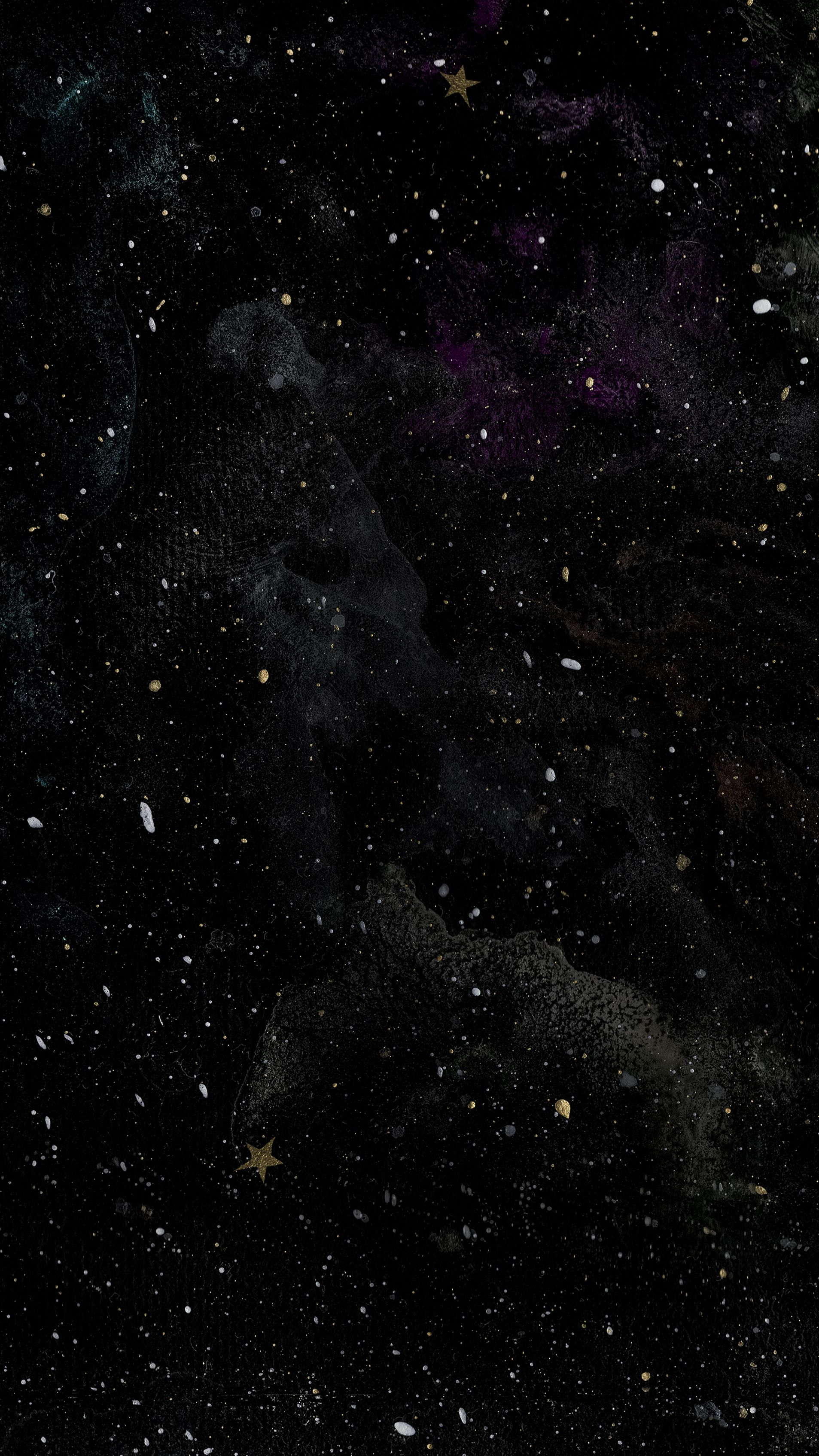 Starchildartstudio In 2020 Wallpaper Space Space Phone Wallpaper Black Phone Wallpaper