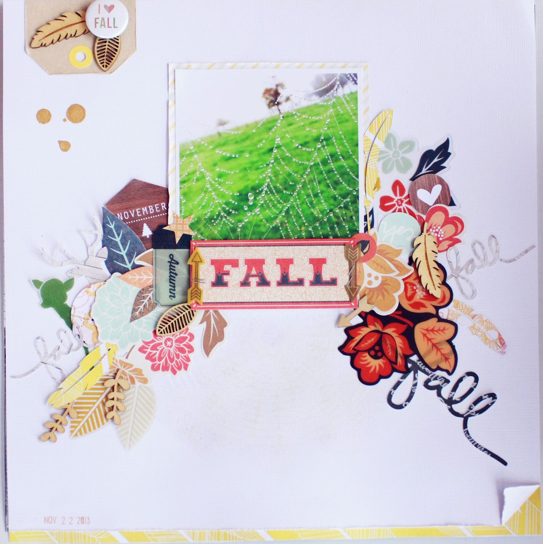I Heart Fall | Lifted Week 3 By Sarahboirin At @Studio_Calico