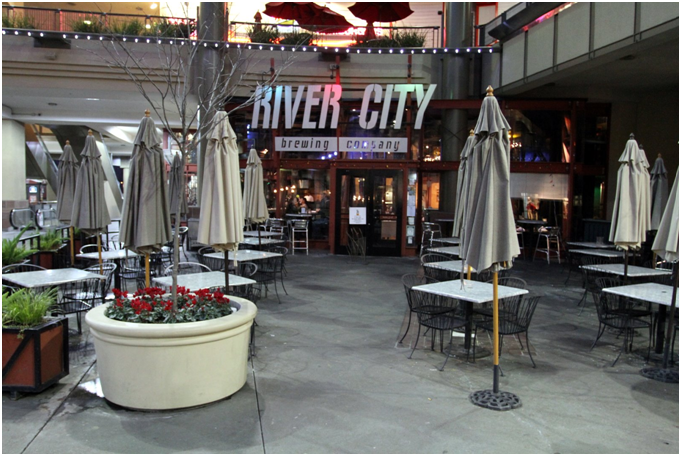 River City Brewing Sacramento Ca City Brew Brewery City