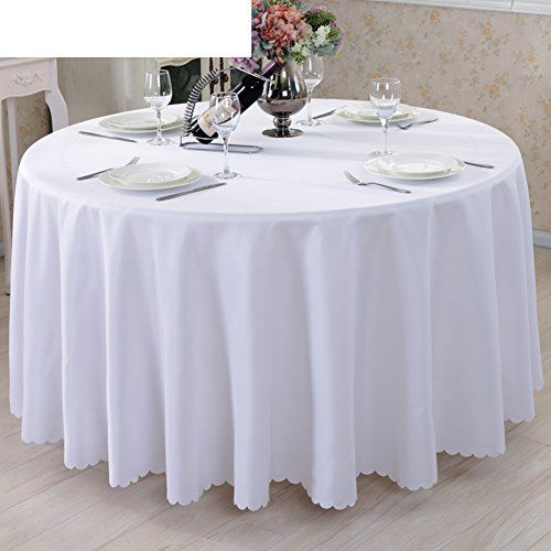 Thickened Hotel Tablecloths Solid Color Fabric Table Cloth - Conference table covers