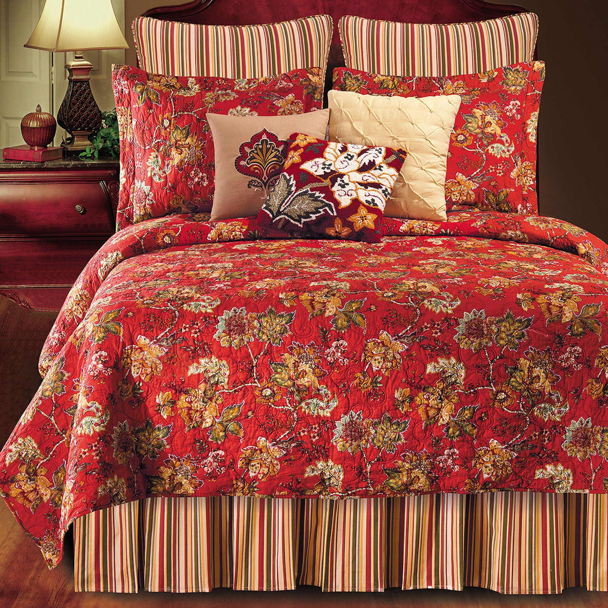 king duvet dp co home kitchen printed bedding set red quilt amazon bed cover size uk