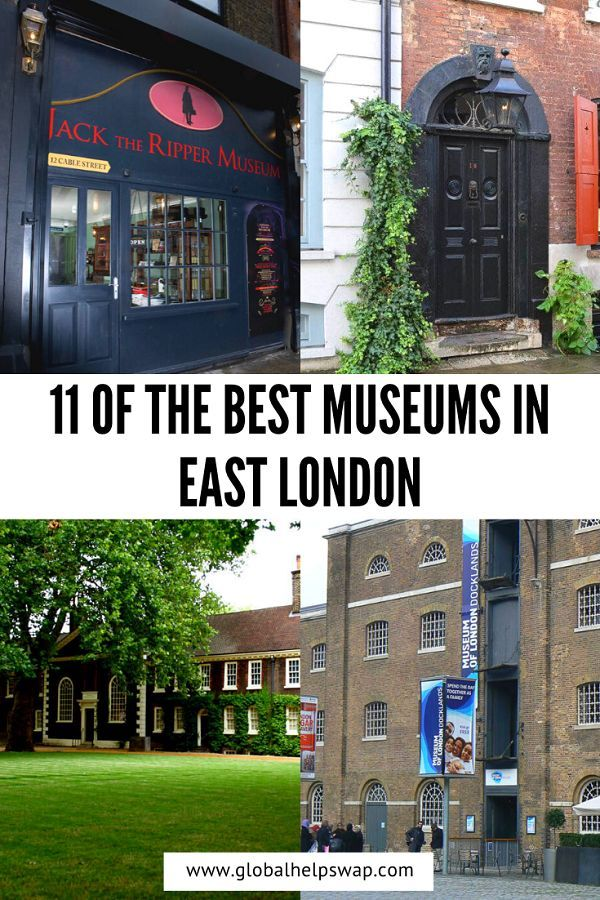 Did you know? There are so many museums in East London! If you love History & Science, Love to Relive the Past then You Must These Amazing Museums in East London. Check out this list of the 11 of the best museums in East London. Things To Do In East London   Travel Tips For East London   What To See In East London   The Best Museums In East London   #travel #london #TravelLondon #EastLondon #Museum #Europe #TravelEurope #LondonTravelTips