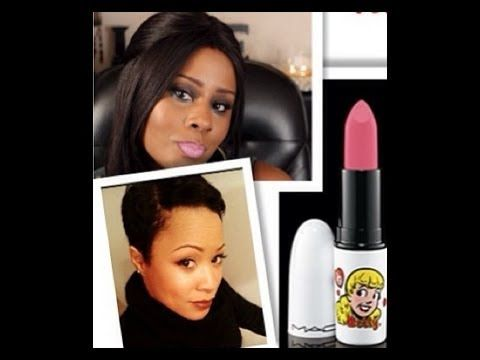 MAKEUP TUTORIAL MAC Archie's Girls Colab with