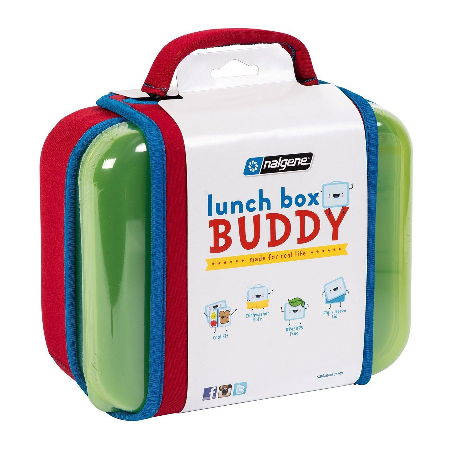 Nalgene Buddy Lunch Box See this awesome item shown here