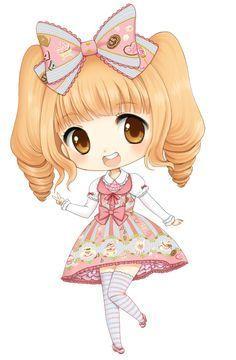 Animes Para Ninas De 10 Anos Buscar Con Google Munecas De Anime Chibi Kawaii Dibujos Kawaii