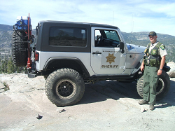 Full Time Law Enforcement Hits The Rubicon Trail Rubicon Trail Jeep Wrangler Rubicon